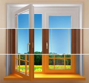 Окно на чердаке дома
